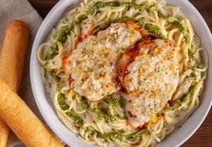 3 Cheese Chicken Pasta