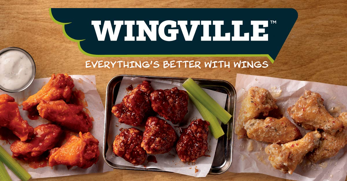 Wingville - Everything's Better With Wings