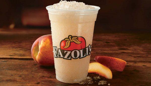 White Peach Italian Ice